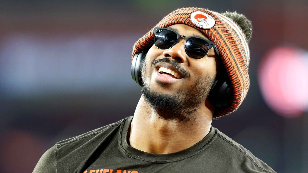 Myles Garrett (Cleveland Browns)  - Bildquelle: getty