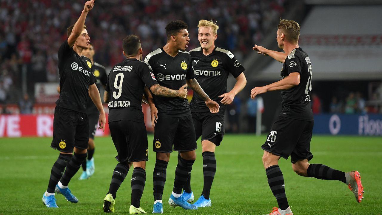Die ran-Noten für Borussia Dortmund gegen den 1. FC Köln - Bildquelle: imago
