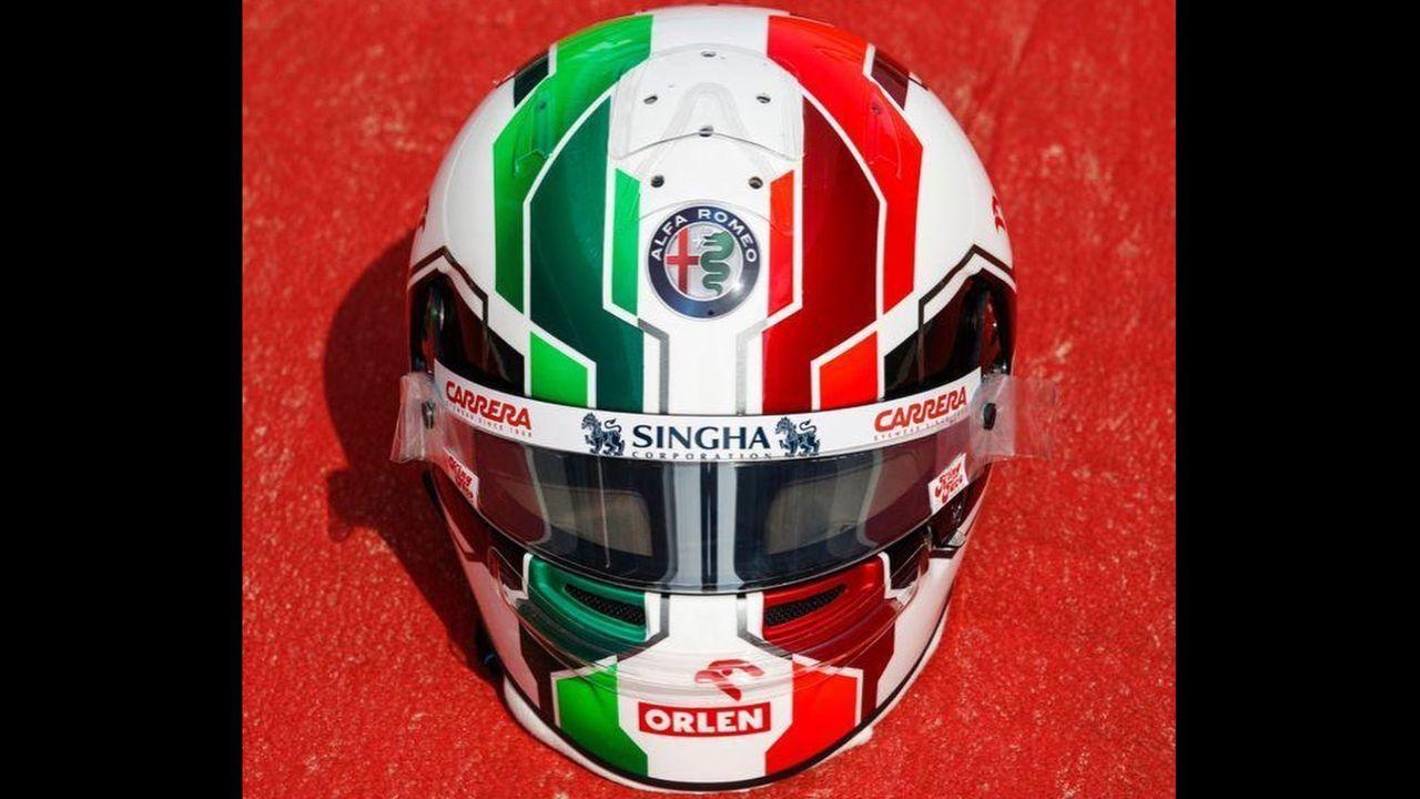 Antonio Giovinazzi (Alfa Romeo) - Bildquelle: Alfa Romeo F1