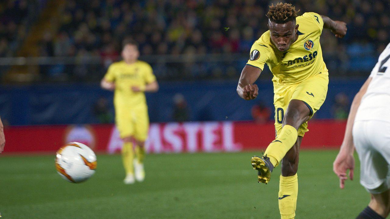 Samuel Chukwueze (FC Villarreal/Spanien) - 7 Scorerpunkte - Bildquelle: imago images / Icon SMI
