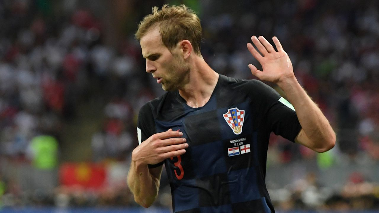 Ivan Strinic (Kroatien) - Bildquelle: Getty Images