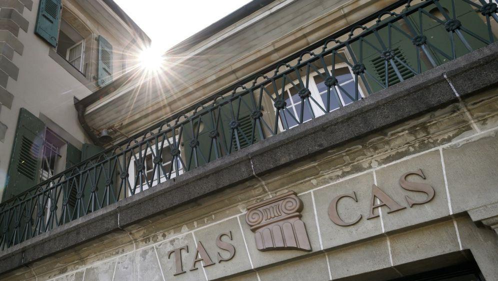 "CAS beschäftigt sich Anfang November mit ""Fall Russland"" - Bildquelle: AFPSIDFABRICE COFFRINI"