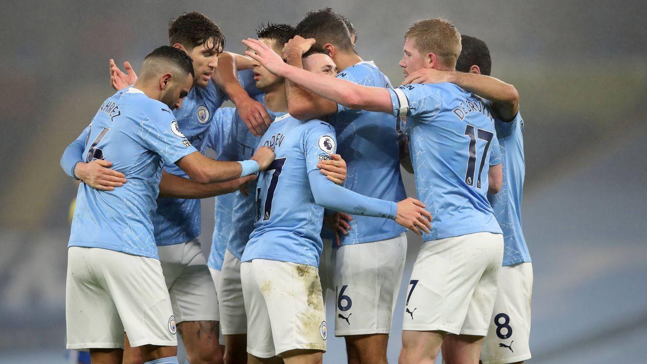 Unbesiegbar? Die Zahlen der unglaublichen Erfolgsserie von Manchester City - Bildquelle: imago images/PA Images