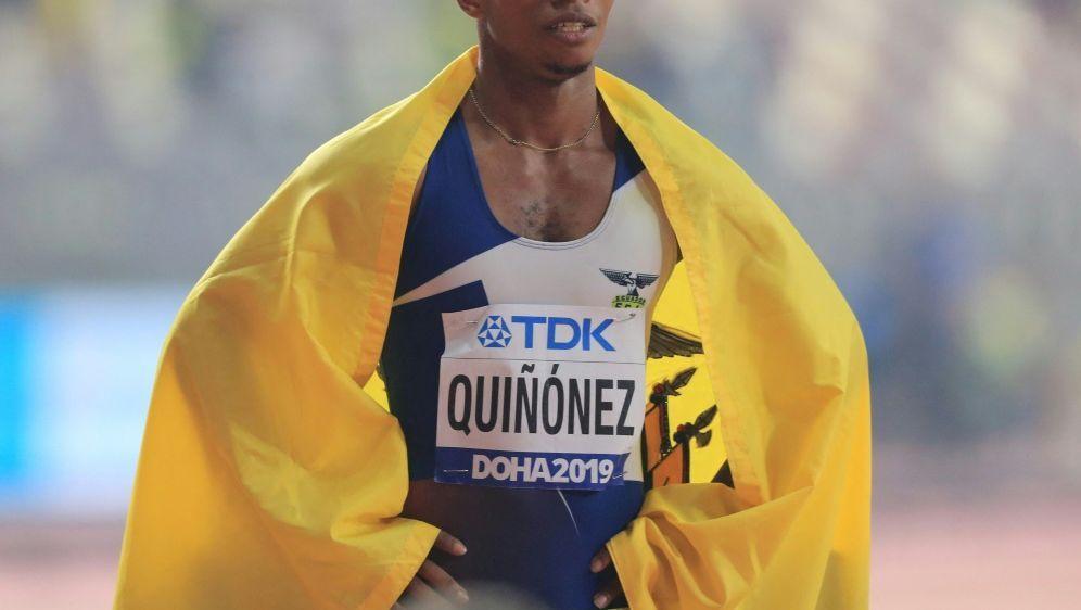 Alex Quinonez für ein Jahr gesperrt - Bildquelle: AFPSIDMUSTAFA ABUMUNES