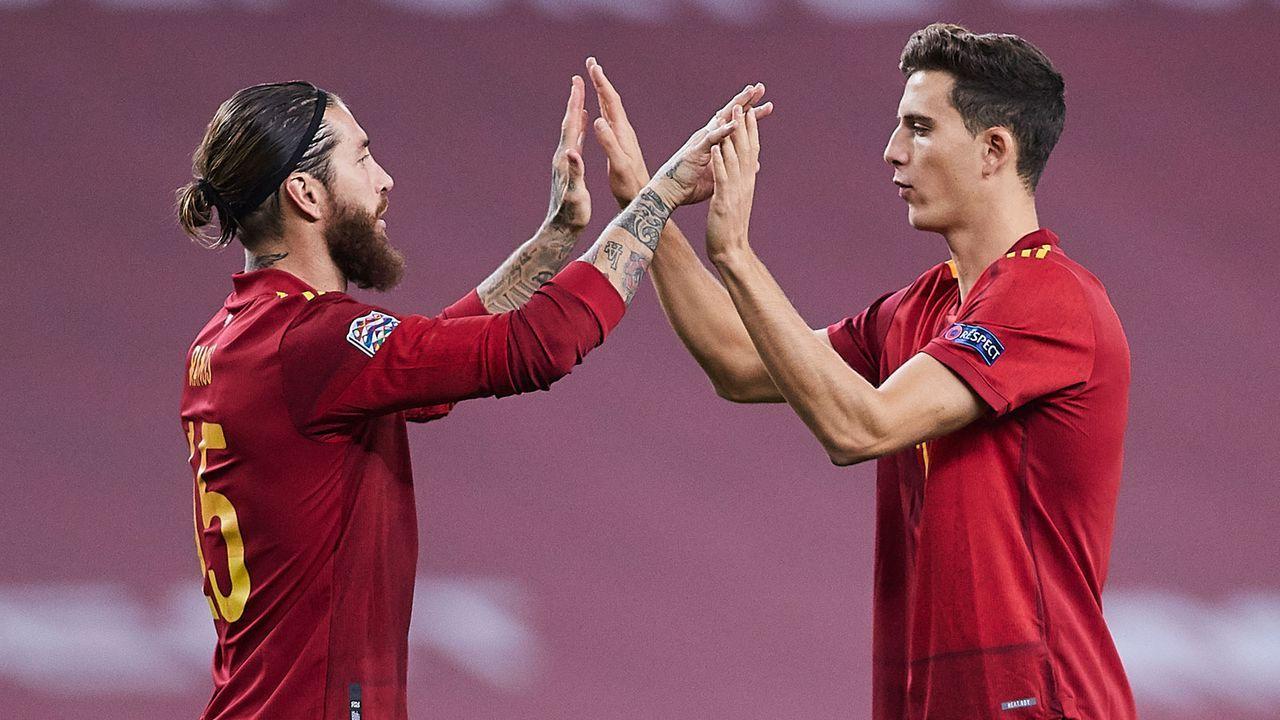 Spanien (FIFA-Weltrangliste Platz 6) - Bildquelle: 2020 Getty Images