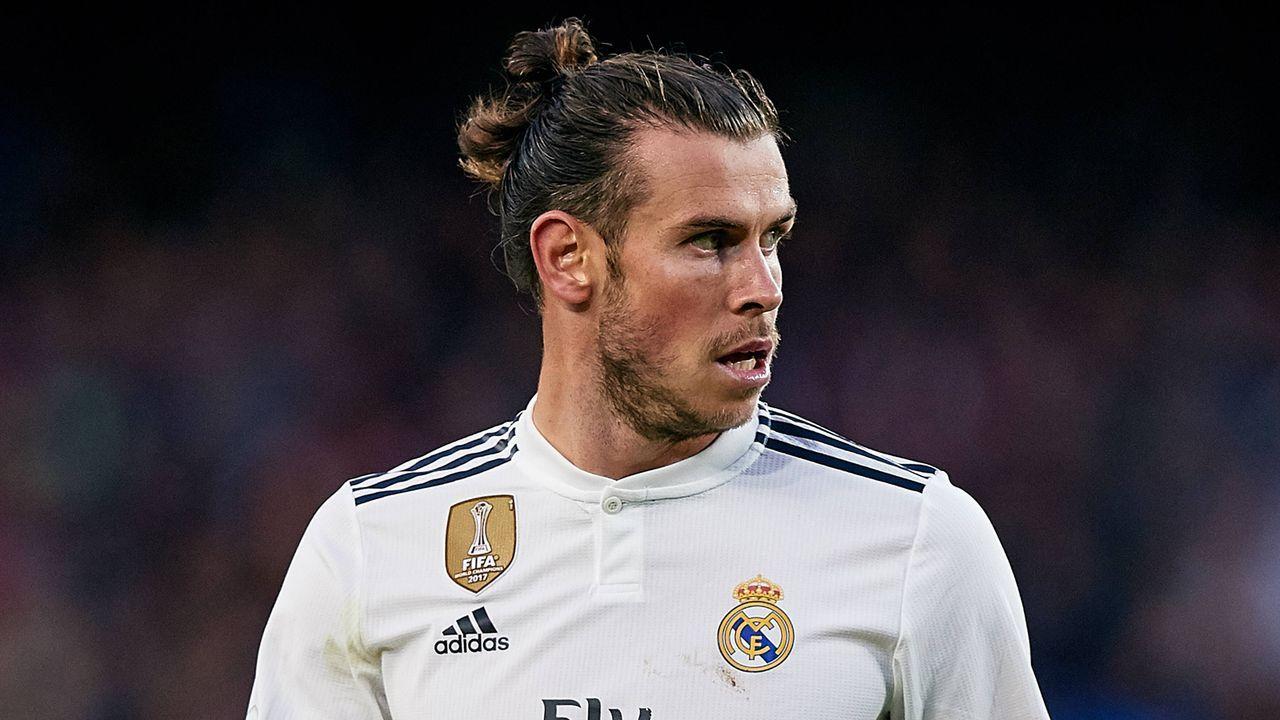 Gareth Bale (Real Madrid) - Bildquelle: imago