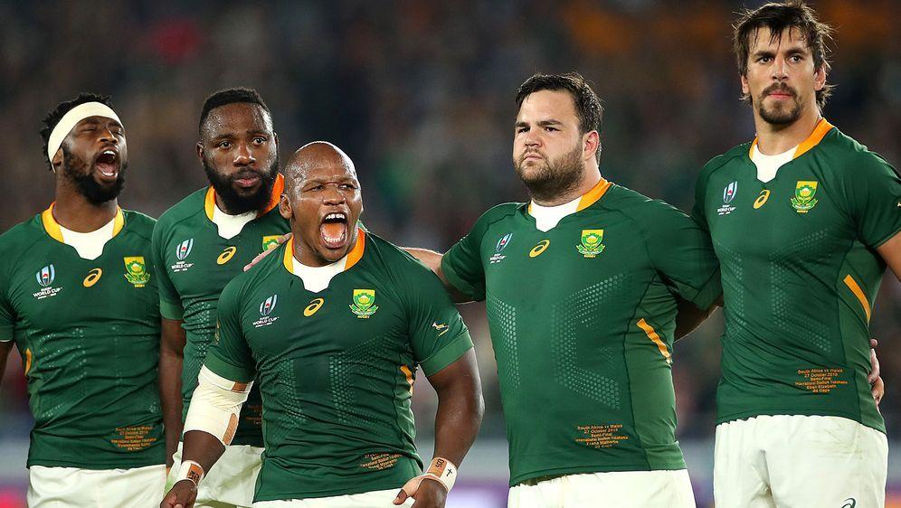 Wollen zu Rekordweltmeister Neuseeland aufschließen: Südafrika greift im WM-... - Bildquelle: Getty Images