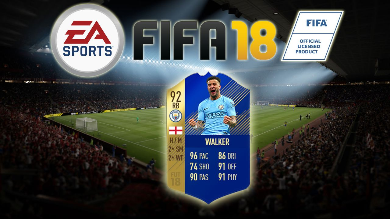 Kyle Walker - Bildquelle: EA Sports