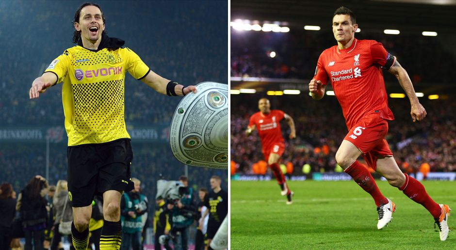 Innenverteidiger: Subotic vs. Lovren - Bildquelle: Getty Images