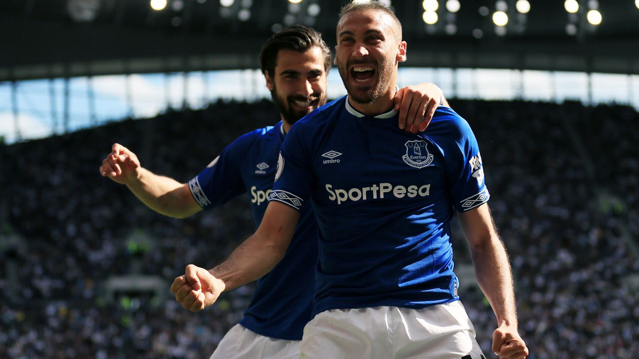 FC Everton - Bildquelle: 2019 Getty Images