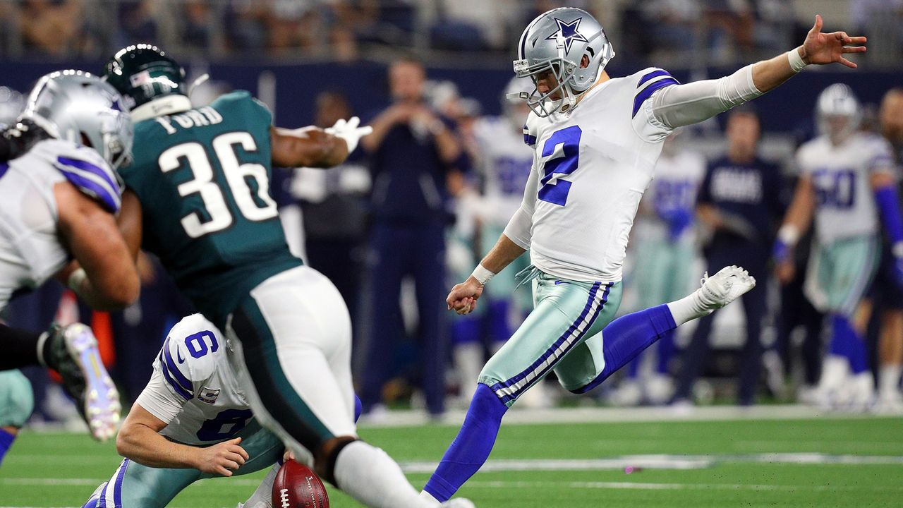 Sit: Special Teams und Kicker Dallas Cowboys - Bildquelle: Getty Images