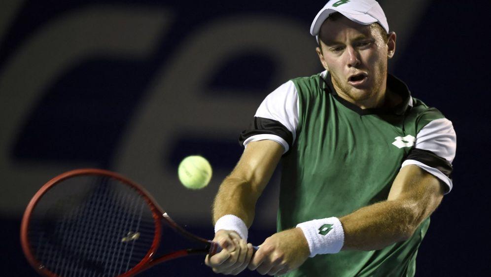 Niederlage in der ersten Runde für Dominik Koepfer - Bildquelle: AFPSIDALFREDO ESTRELLA