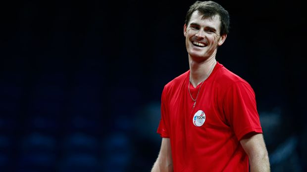 Großbritannien: Jamie Murray - Bildquelle: 2015 Getty Images