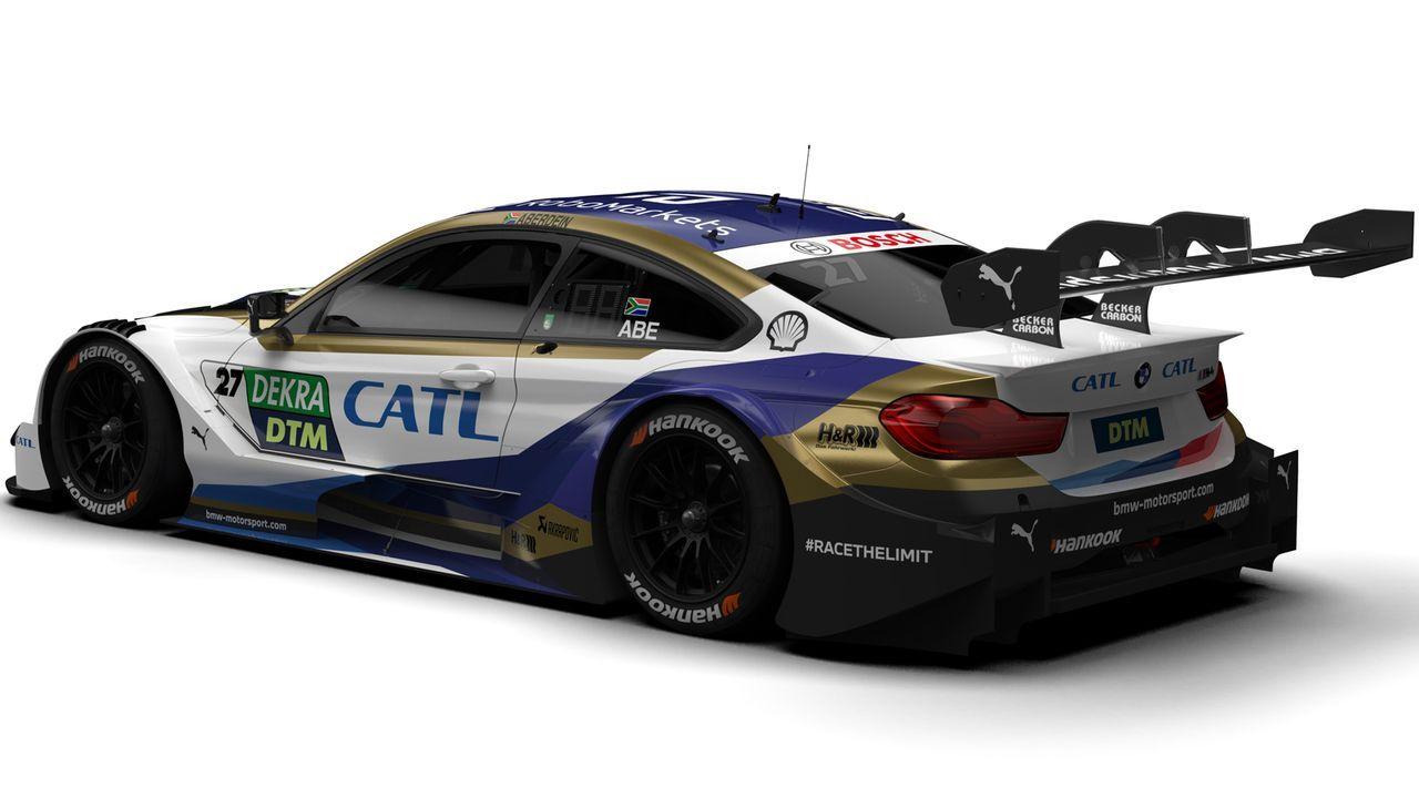 Jonathan Aberdein - Bildquelle: BMW
