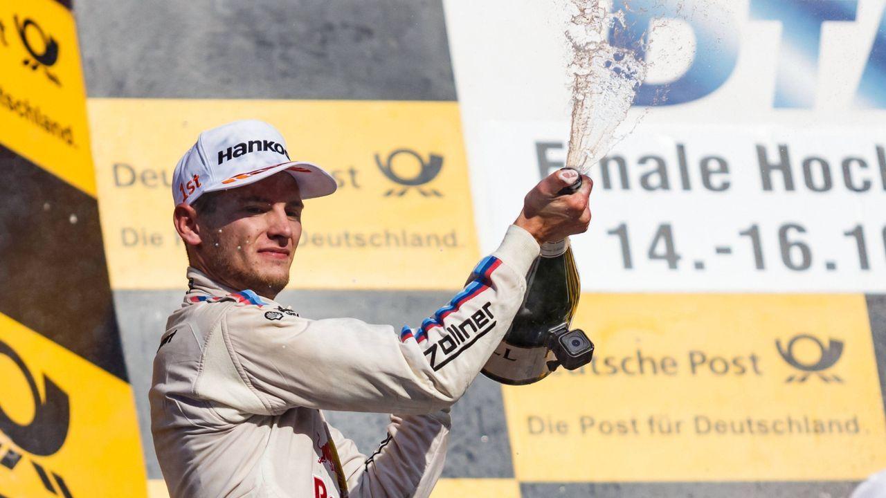 Marco Wittmann (BMW M6 GT3/Walkenhorst Motorsport) - Bildquelle: Imago