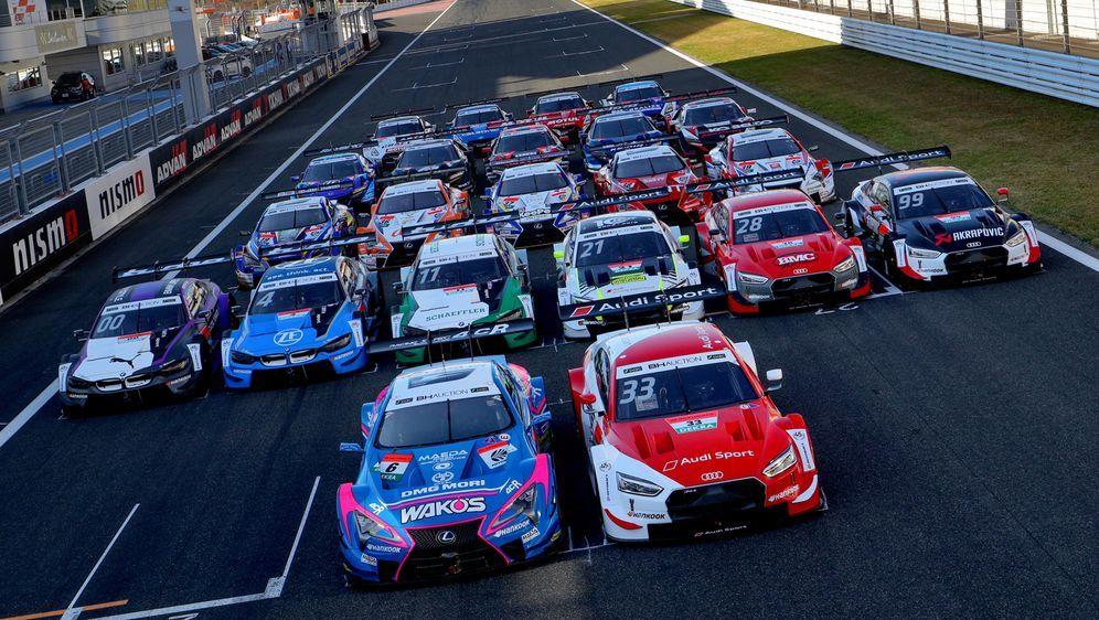 Wie sieht die Zukunft von Super GT und DTM aus? - Bildquelle: T.Ogasawara