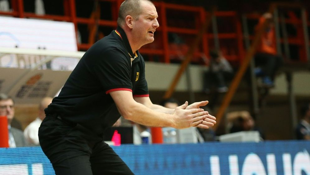 Die Mannschaft von Trainer Rödl trifft auf Frankreich - Bildquelle: PIXATHLONPIXATHLONSID