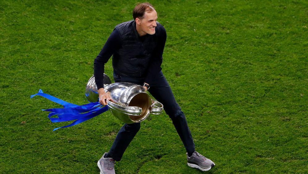Thomas Tuchel bleibt langfristig beim FC Chelsea - Bildquelle: Getty Images