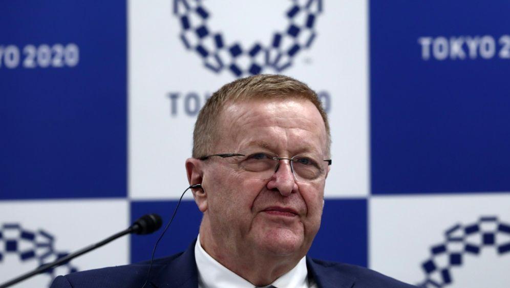 John Coates für weitere drei Jahre CAS-Präsident - Bildquelle: AFPSIDBEHROUZ MEHRI