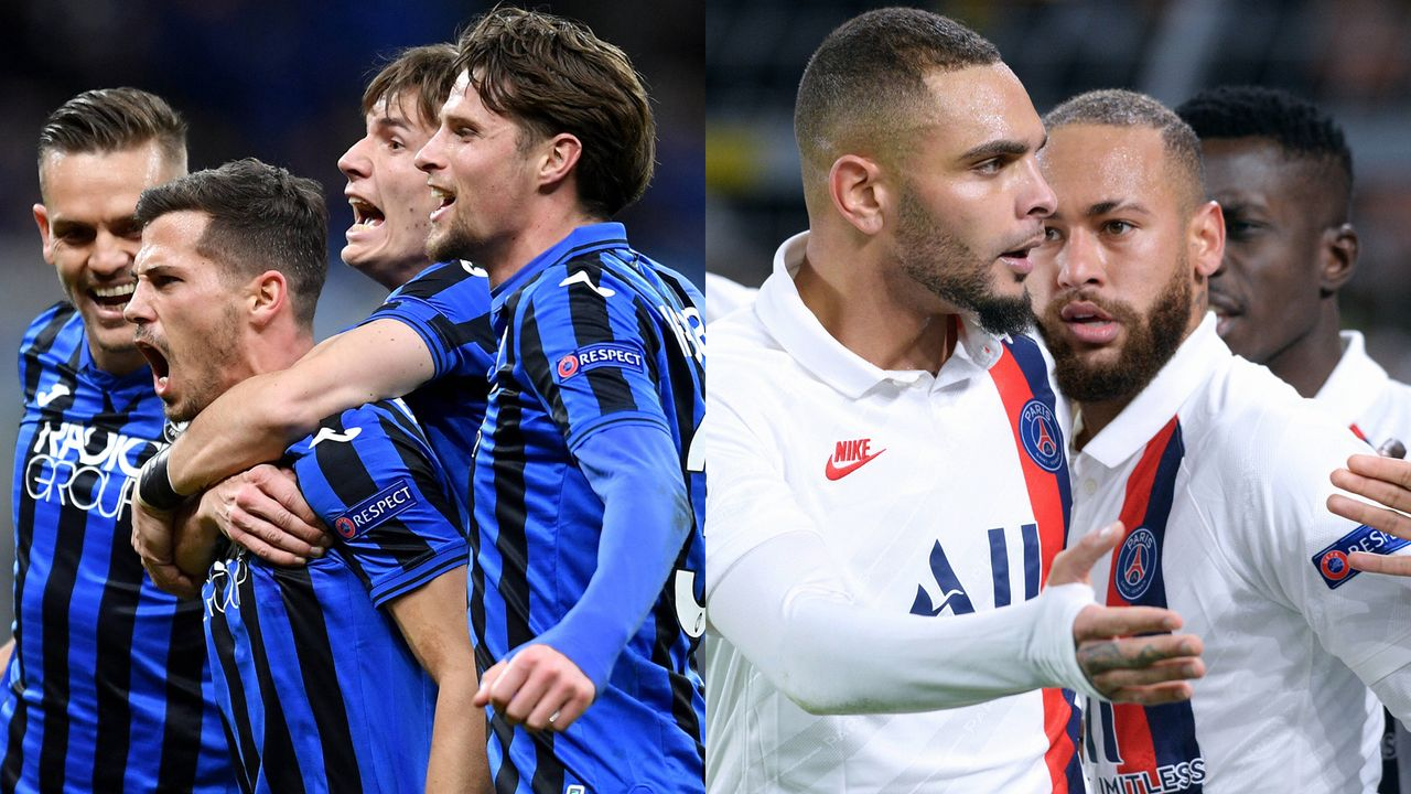 Atalanta Bergamo gegen Paris St. Germain - Bildquelle: Getty Images