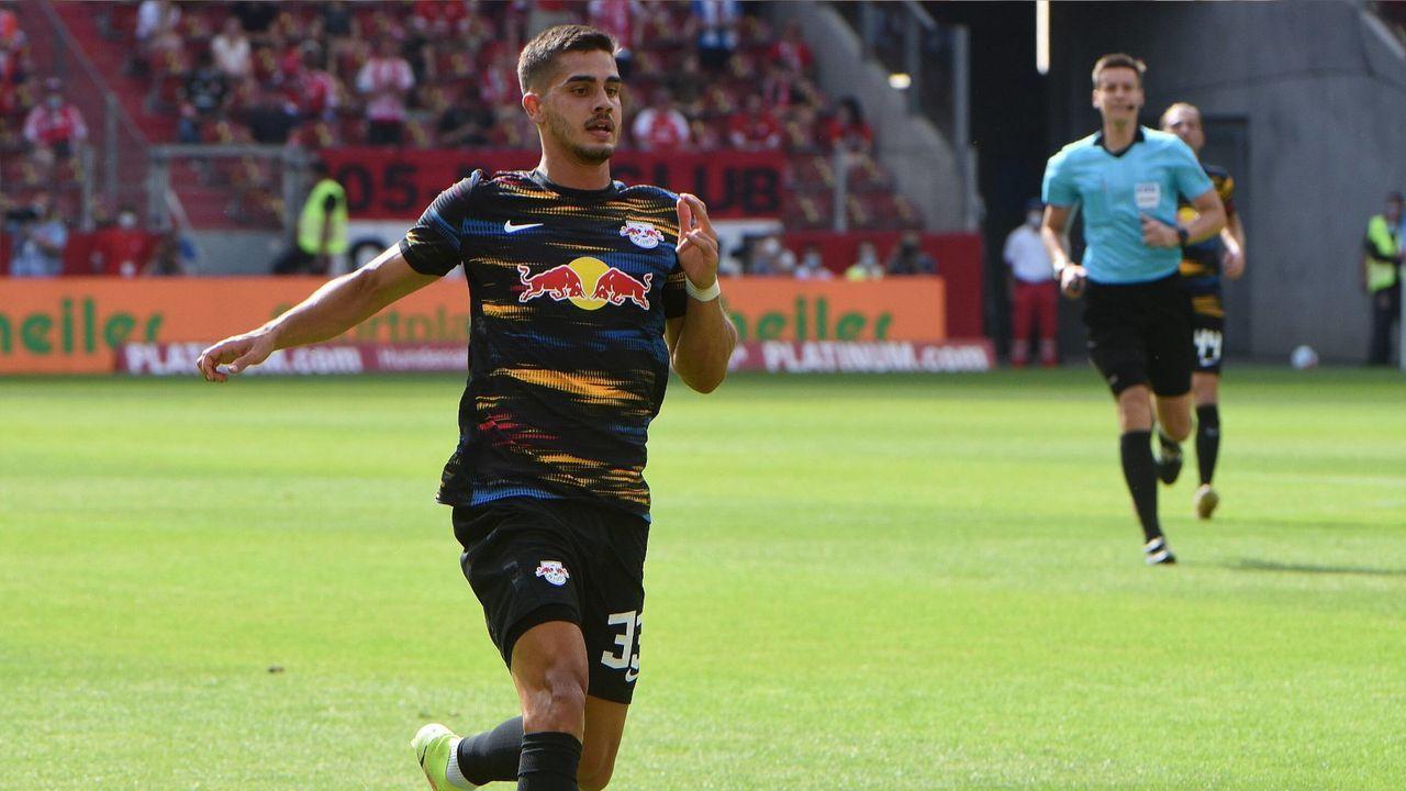 Platz 5: RB Leipzig  - Bildquelle: Imago Images