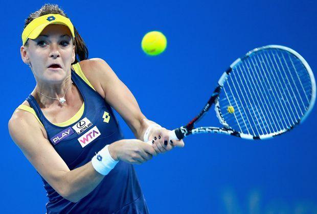 Finalspielerin: Agnieszka Radwanska - Bildquelle: getty