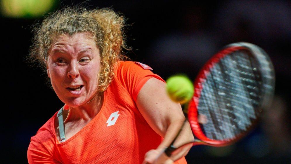Anna-Lena Friedsam zieht ins Halbfinale von Lyon ein - Bildquelle: PIXATHLONPIXATHLONSID