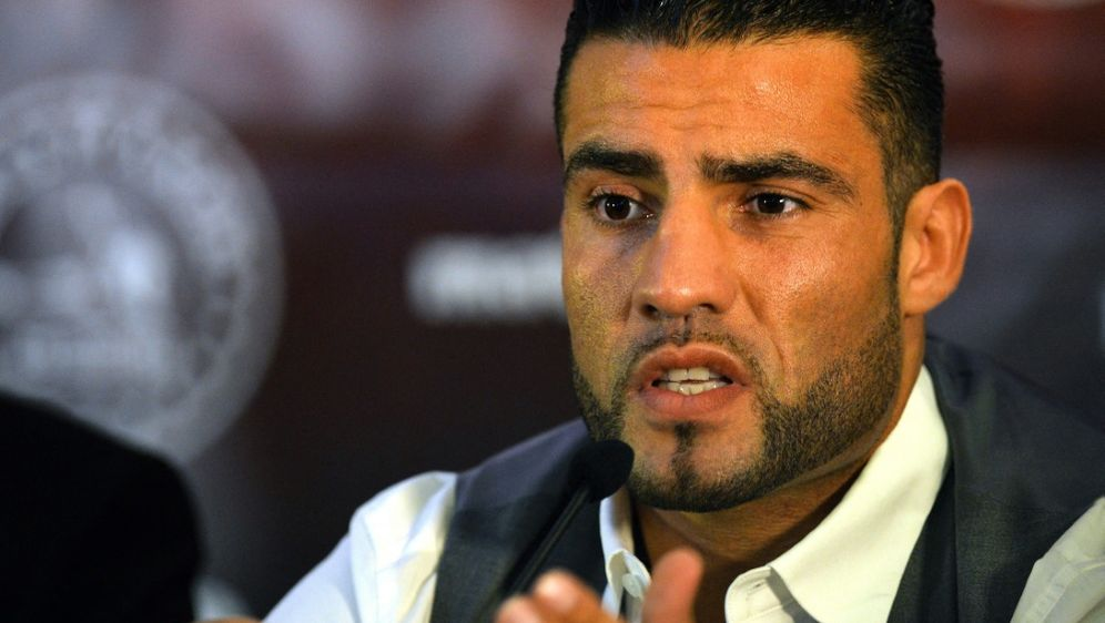 Schwergewichtsboxer Mahmoud Charr ist nun eingebürgert - Bildquelle: AFPSIDPAUL ELLIS