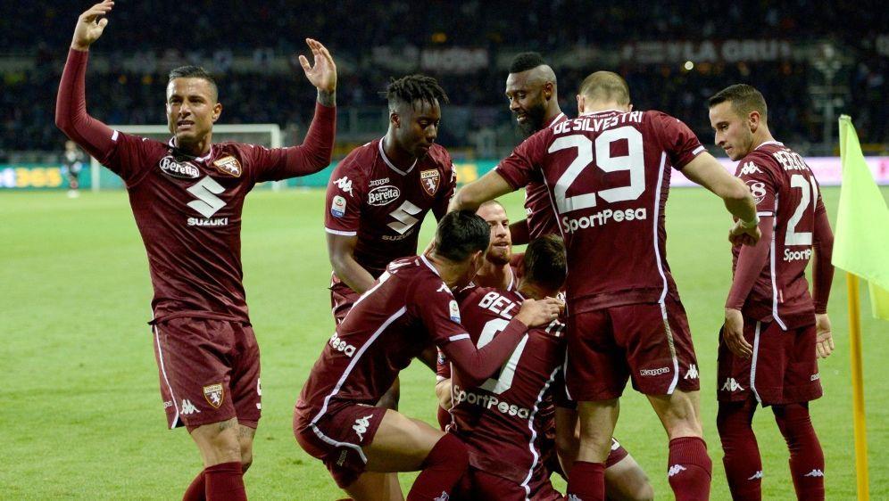 Der FC Turin wird als Erstes auf den Platz zurückkehren - Bildquelle: PIXATHLONPIXATHLONSID