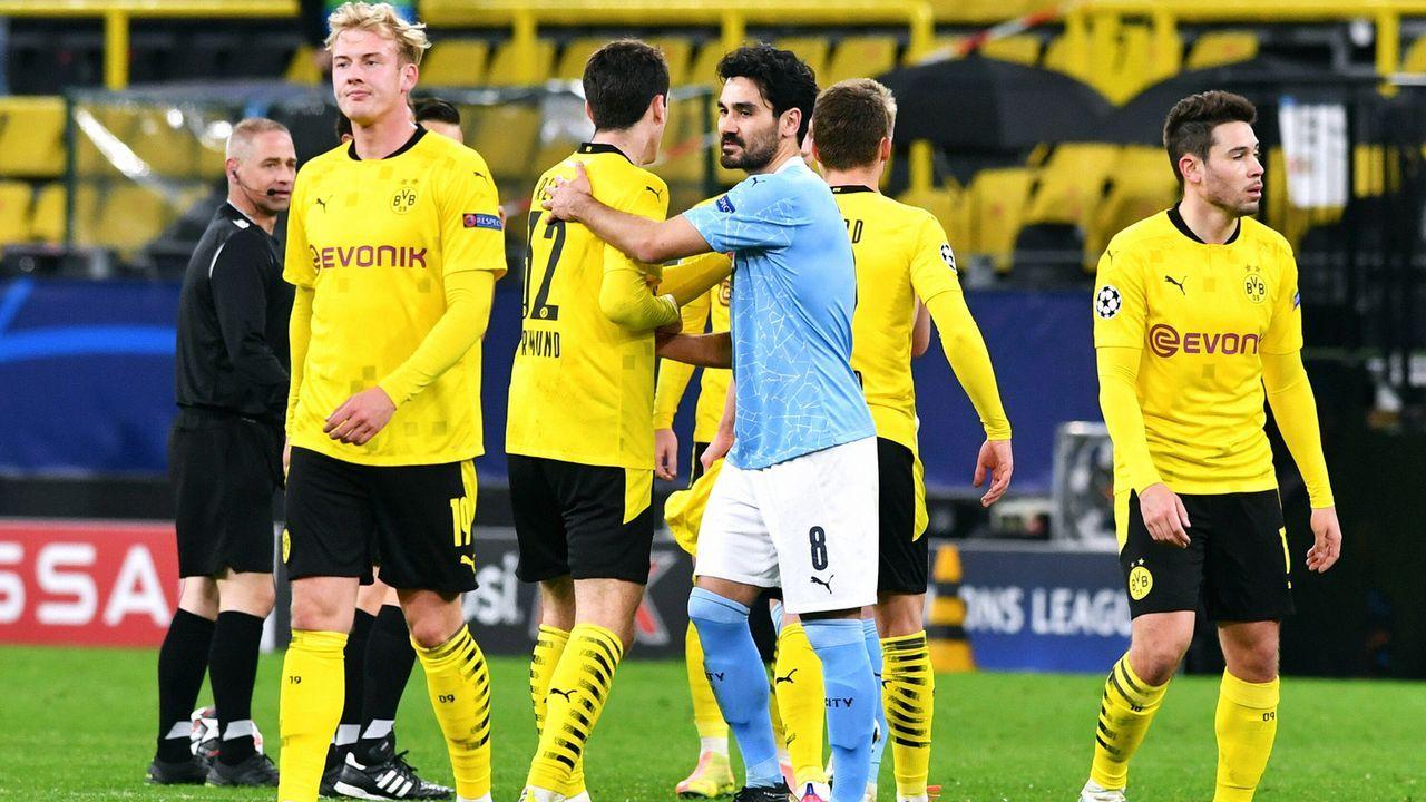 6. Dem BVB fehlen das Sieger-Gen und die Orientierung   - Bildquelle: imago images/Uwe Kraft