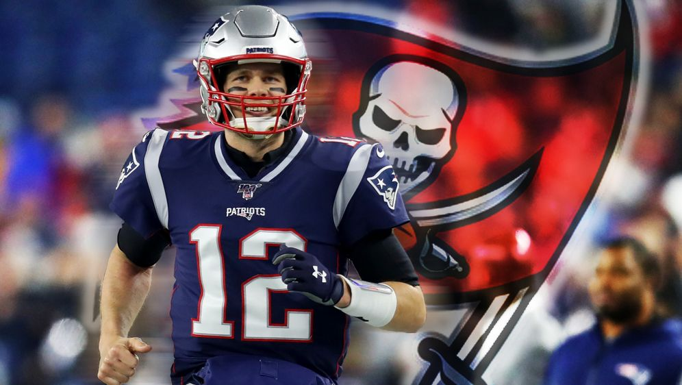 Die Tampa Bay Buccaneers waren auf eine mögliche Absage von Tom Brady vorber... - Bildquelle: Getty Images