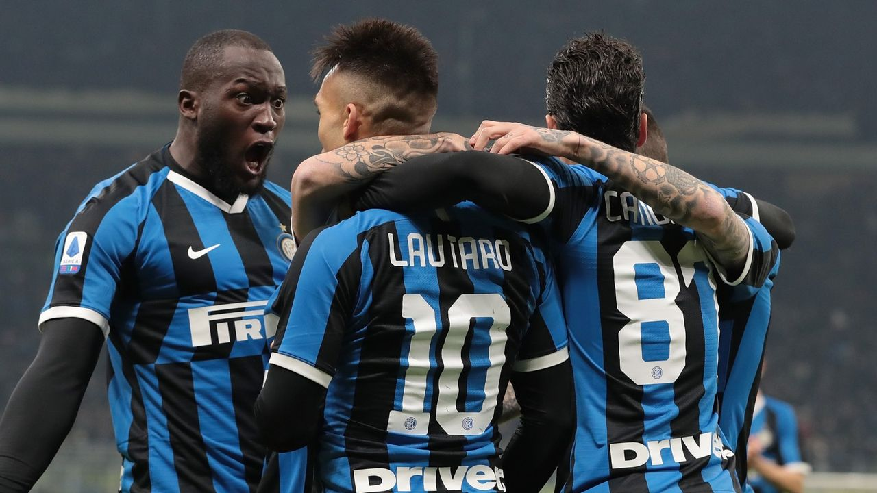 Inter Mailand könnte zum vierten Mal triumphieren