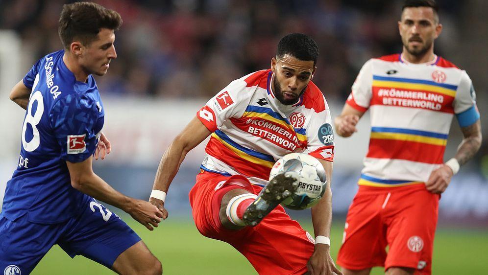 Für Mainz 05 war das 0:0 gegen Schalke 04 das erste Unentschieden in dieser ... - Bildquelle: getty