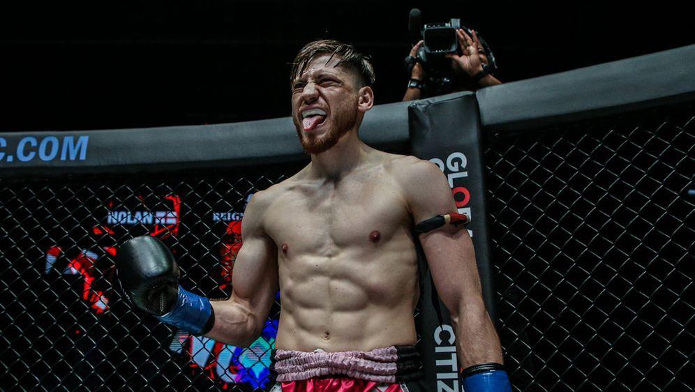Enriko Kehl blickt seinem nächsten ONE-Kampf freudig entgegen - Bildquelle: ONE Championship