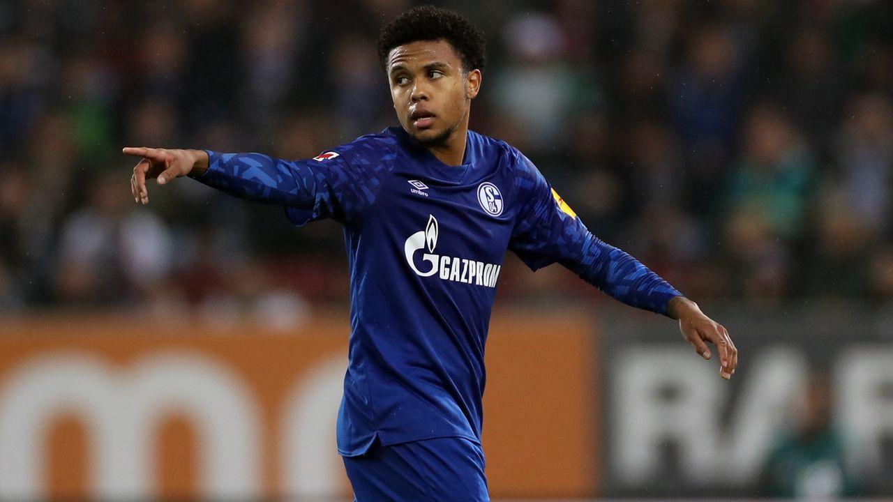 Weston McKennie (FC Schalke 04) - Bildquelle: imago images/RHR-Foto