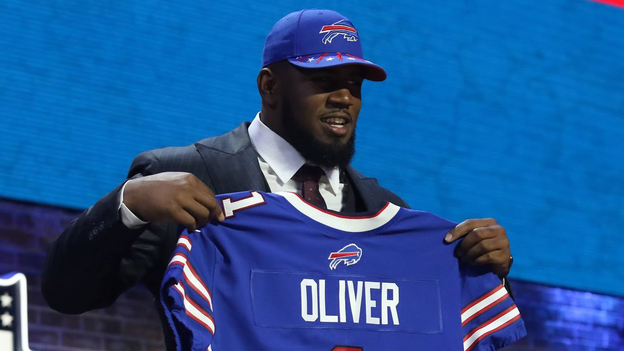 Ed Oliver (Defensive Tackle, Buffalo Bills) - Bildquelle: imago images / Icon SMI