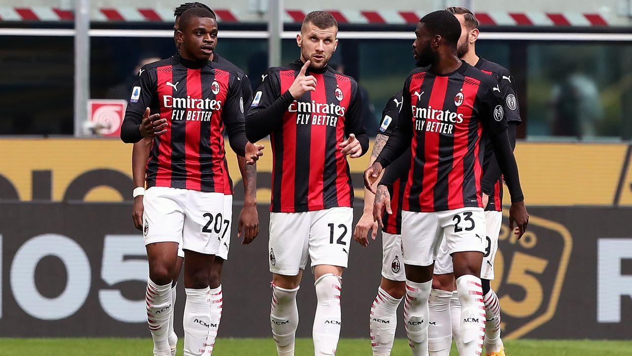 AC Mailand - Bildquelle: 2021 Getty Images