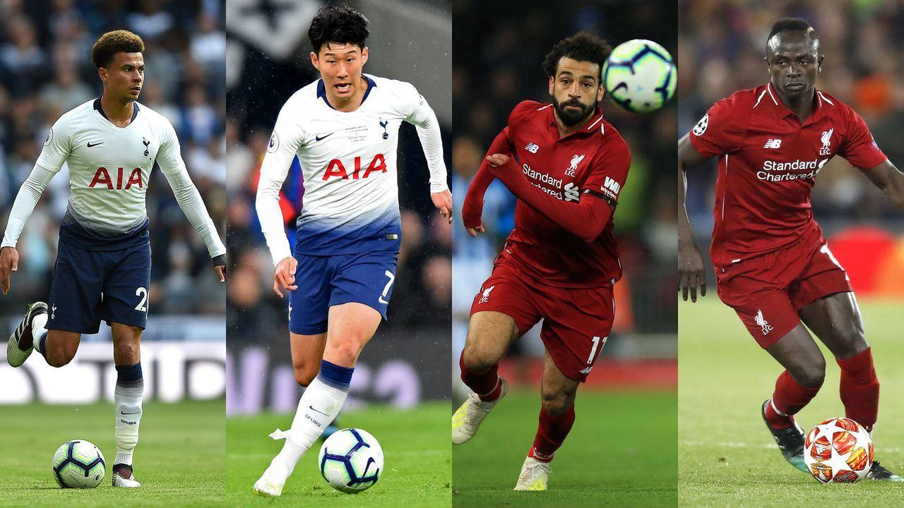 Head-to-Head: Tottenham oder Liverpool? - Bildquelle: imago