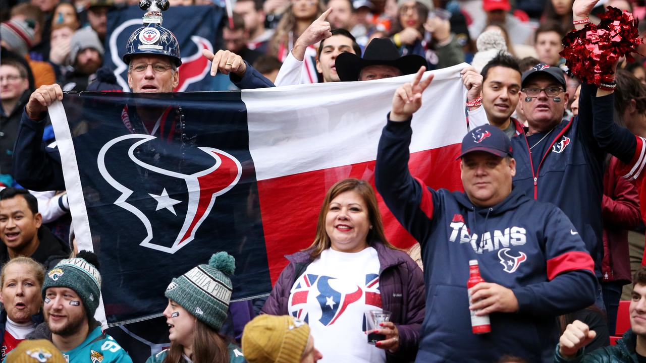 Platz 16: Houston Texans - Bildquelle: Getty Images