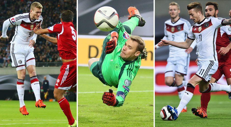 Wo Spielt Deutschland Gegen Georgien