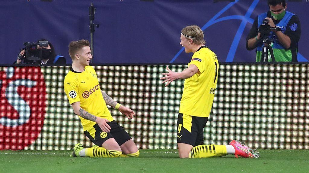 Erling Haaland (Borussia Dortmund) - Bildquelle: Getty