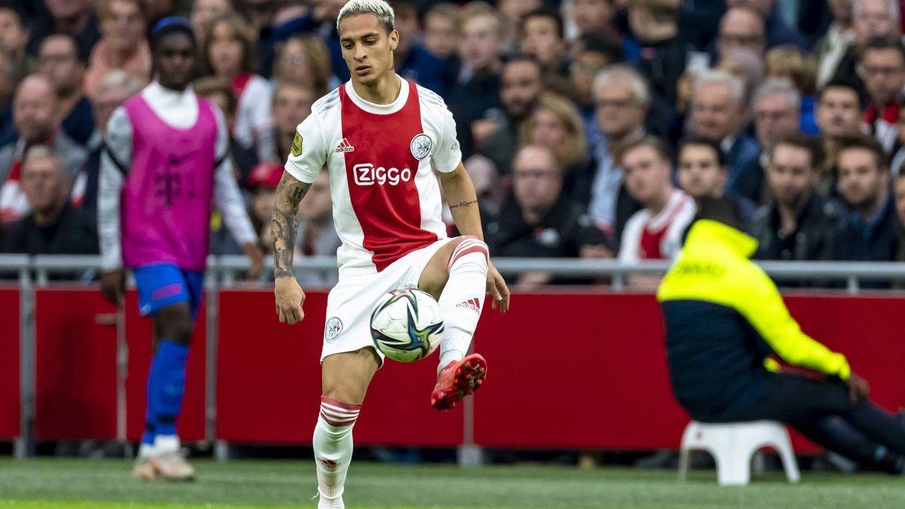 Antony (Ajax Amsterdam) - Bildquelle: imago images/Pro Shots
