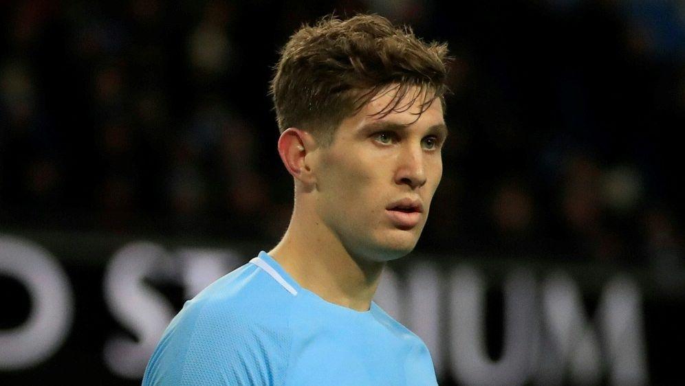 John Stones fehlt Manchester City mehrere Wochen - Bildquelle: PIXATHLONPIXATHLONSID