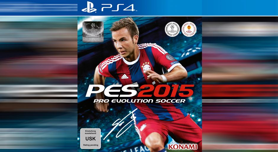 PES 2015 - Bildquelle: Konami