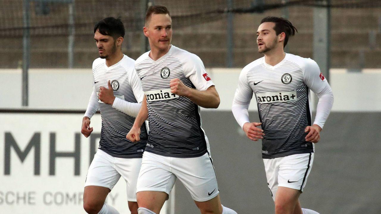 SV Elversberg (4. Liga) - Bildquelle: imago/Sportfoto Rudel