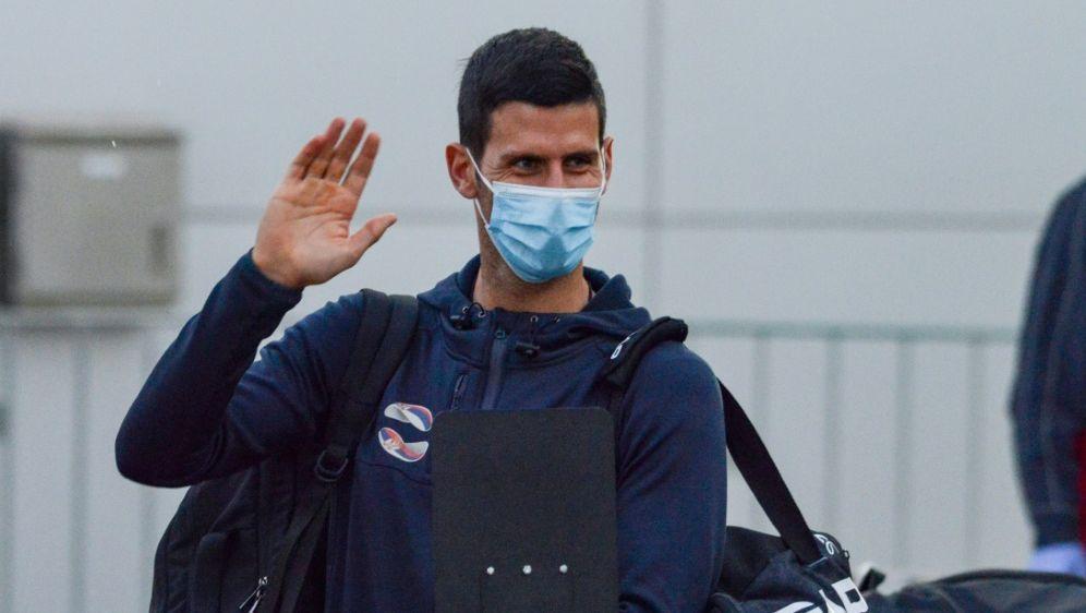 Djokovic fühlt sich mit seiner Forderung missverstanden - Bildquelle: AFPSIDBRENTON EDWARDS