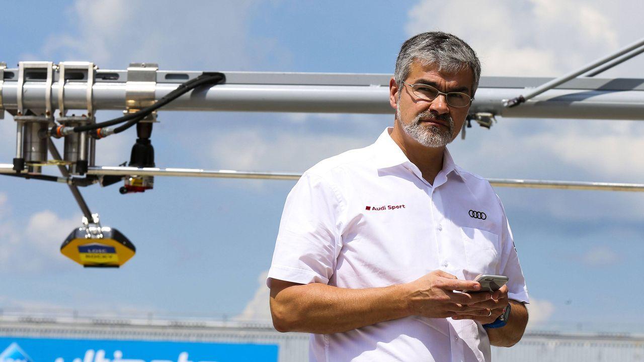 Dieter Gass (Audi Motorsportchef) - Bildquelle: imago/HochZwei