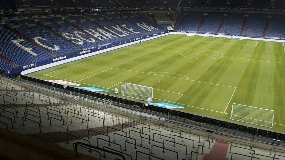Schalke-Stadion steht ab sofort am Rudi-Assauer-Platz 1 - Bildquelle: PIXATHLONPIXATHLONSID