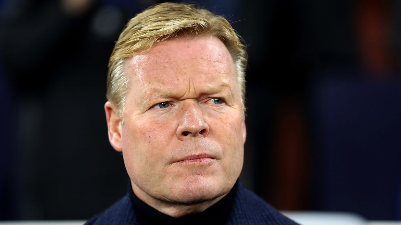 Ronald Koeman - Bildquelle: Getty