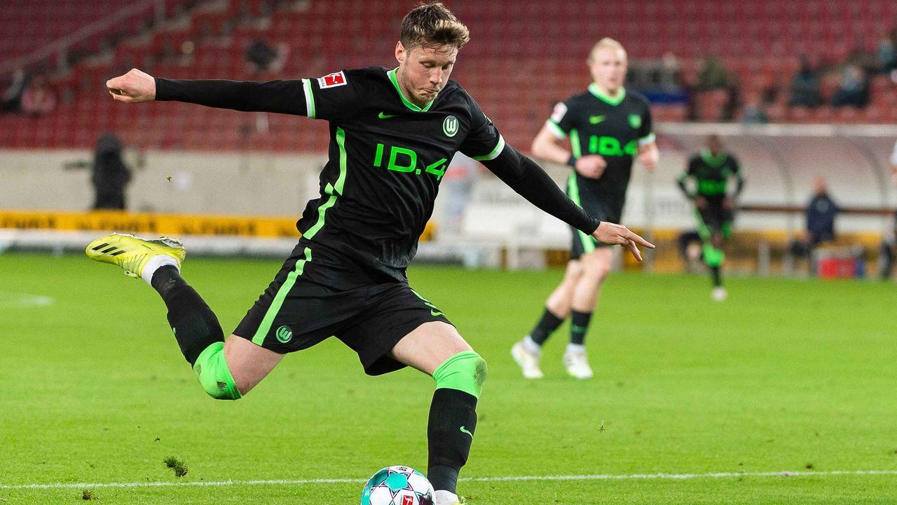 Platz 5: VfL Wolfsburg (sechs Spieler) - Bildquelle: imago images